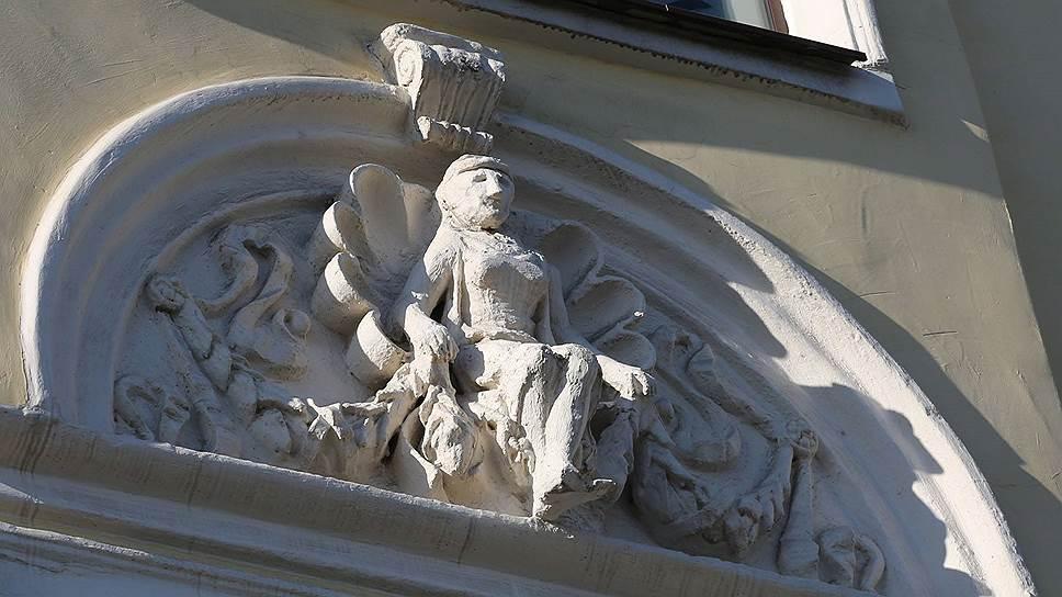 Можно ли спасти архитектурные элементы на доме Константинова в Москве