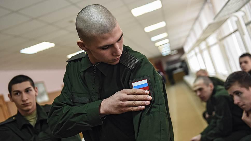Почему вставать на воинский учет граждан обяжут по месту фактического нахождения