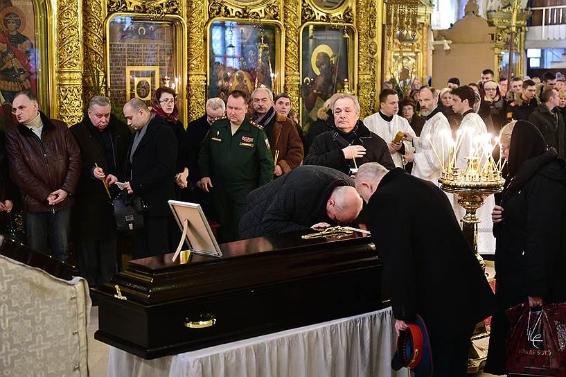 Как прошла церемония прощания с последними жертвами авиакатастрофы военного Ту-154