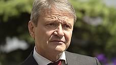 Глава Минсельхоза Александр Ткачев, в январе 2017 года