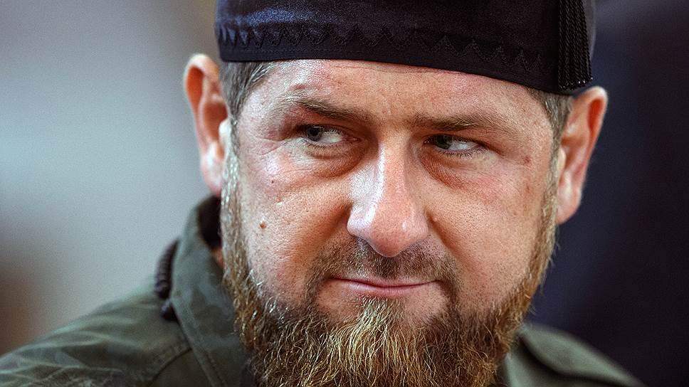 Рамзан Кадыров пришел в новую соцсеть