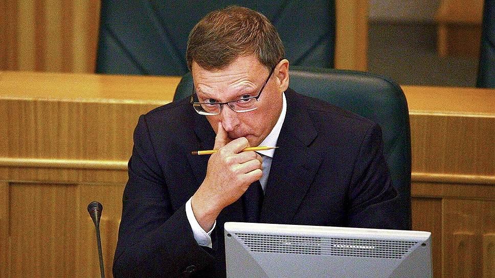 Как Омской областью управляет первый губернатор-варяг