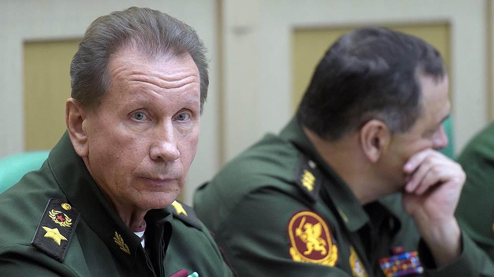 Почему иск Виктора Золотова отправили в режим ожидания