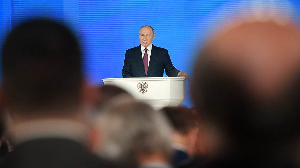 Как Владимир Путин угрожал противникам России