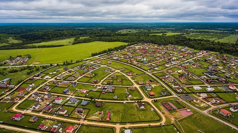 Почему загородная недвижимость все меньше пользуется спросом