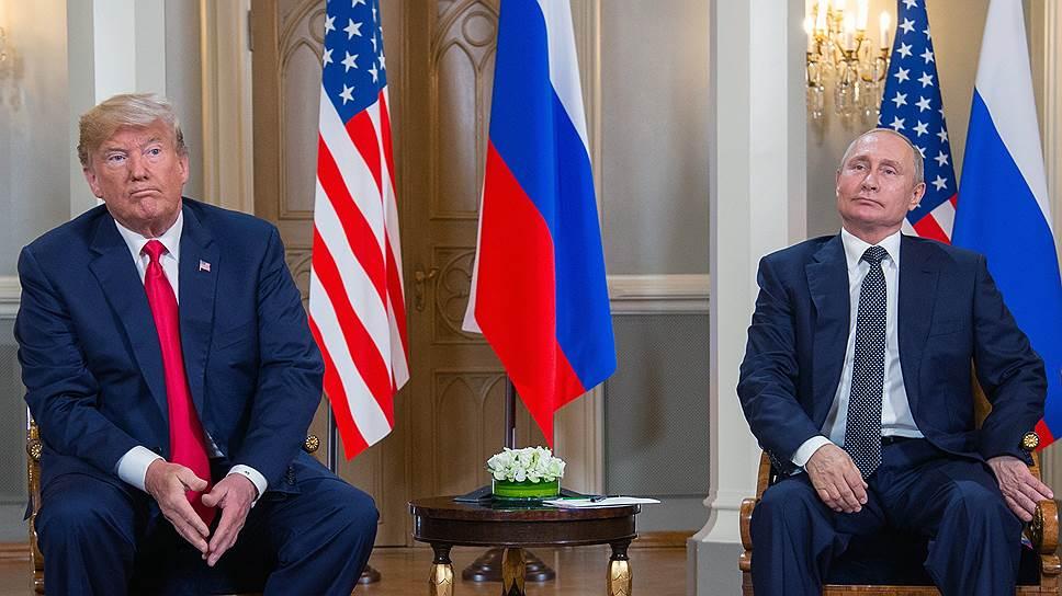 Как проходила подготовка встречи Владимира Путина и Дональда Трампа