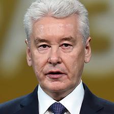 Сергей Собянин, мэр Москвы, в июле 2020 года