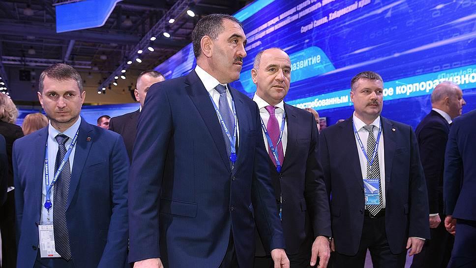 Политолог Евгений Минченко в эфире «Ъ FM» — об отставке главы Ингушетии