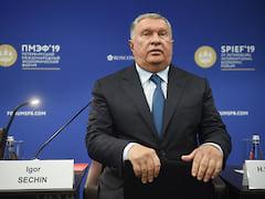 Игорь Сечин,  глава «Роснефти», 21 июля 2016 года