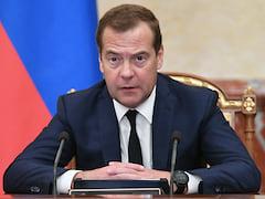 Дмитрий Медведев, премьер-министр, 19 августа