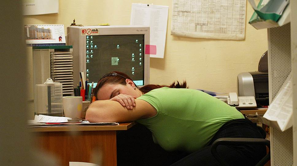 Нужен ли «тихий час» для сотрудников