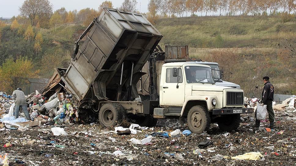 Какая ситуация с мусором в Новосибирской области