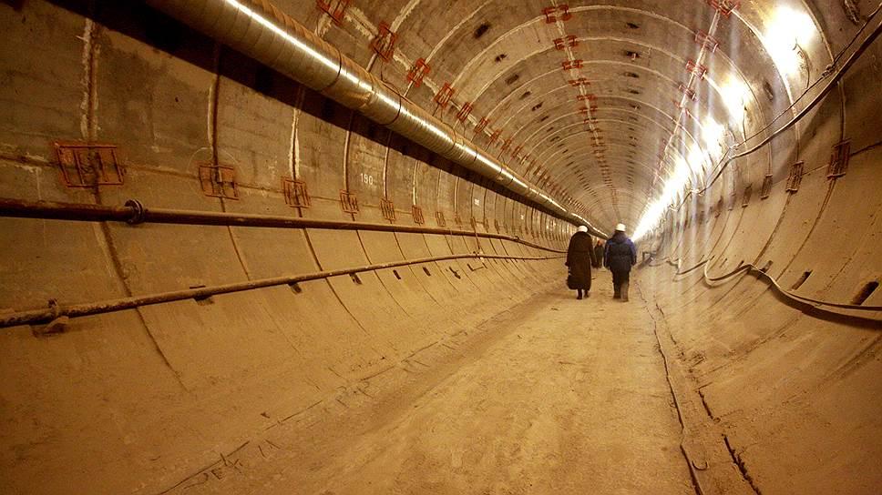 Как президенту Владимиру Путину доложили о планах по строительству метро в Новосибирске