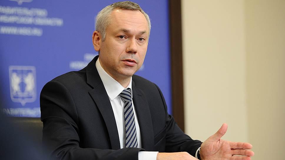 Как Андрей Травников ввел ручное управление в районе Новосибирской области, где погибли двое детей
