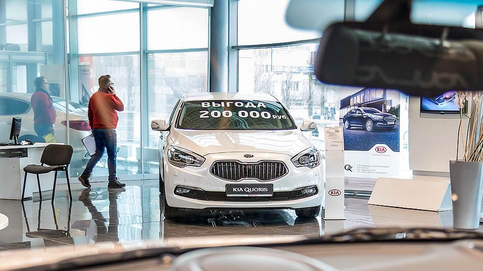 За счет чего стал возможен рост продаж автомобилей