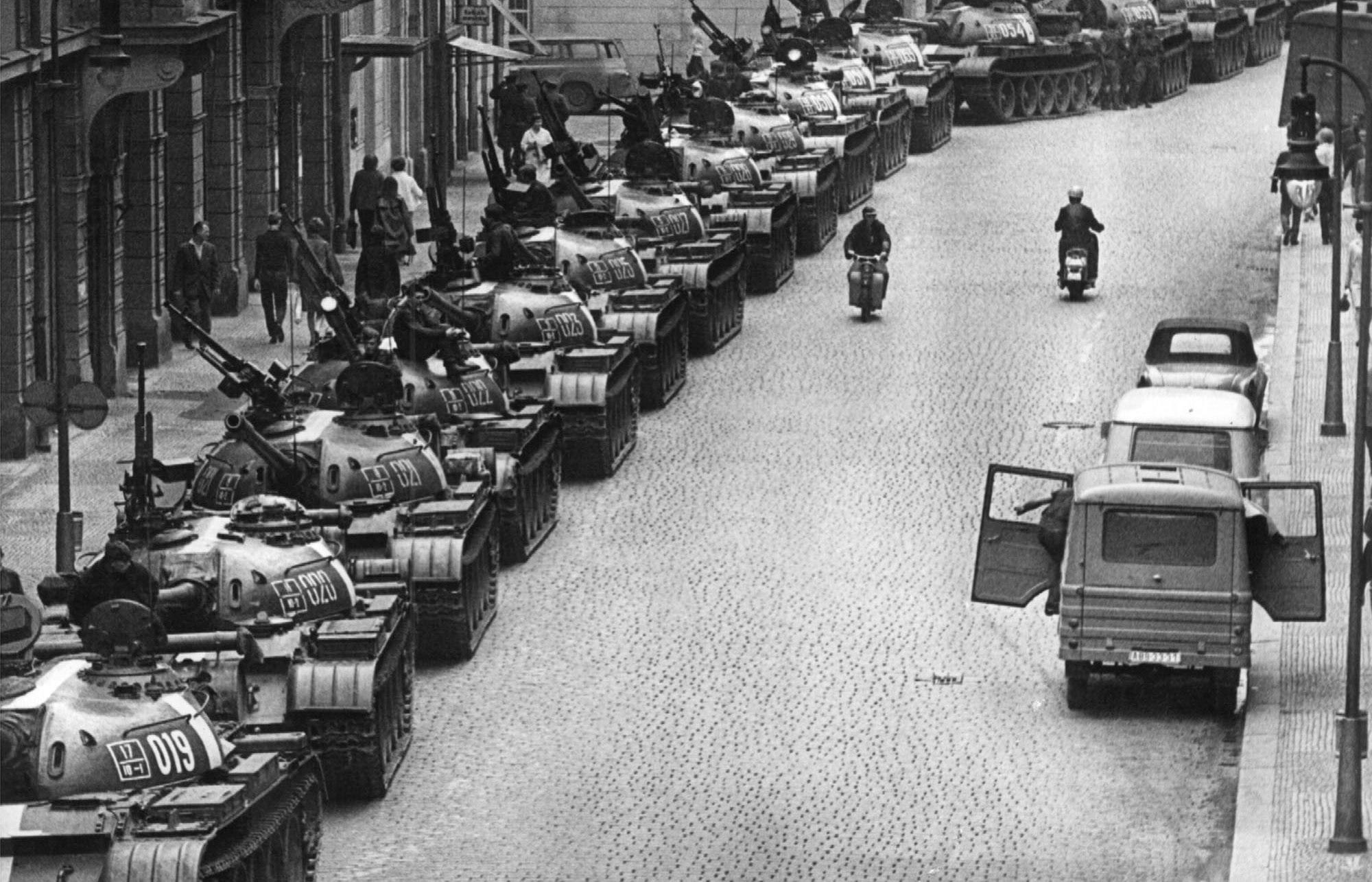 Прага 68