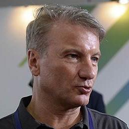 Герман Греф, глава Сбербанка, 24 сентября 2015 года (цитата по «РИА Новости»)