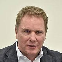 Шелль Йонсен, руководитель Veon по работе на основных рынках, декабрь 2017 года