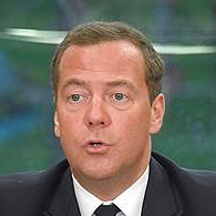 Премьер-министр РФ Дмитрий Медведев, (цитата «РИА Новости»)