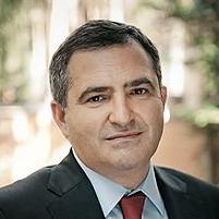 Лев Хасис, первый зампред правления Сбербанка, 24 мая 2018 года
