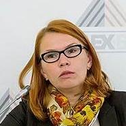 Елена Курицына, глава департамента корпоративных отношений ЦБ, 24 апреля 2017 года