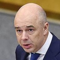 Антон Силуанов, глава Минфина, 14 ноября 2016 года