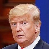 Дональд Трамп, президент США, 12 июля
