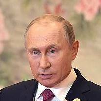 Владимир Путин, президент РФ, в сентябре 2017 года