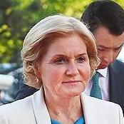 Ольга Голодец, вице-премьер, в апреле 2018 года