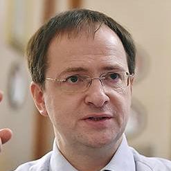 Владимир Мединский, министр культуры РФ, в декабре 2017 года