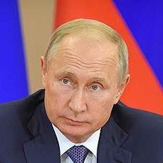 Владимир Путин, президент РФ, 18 апреля 2017 года
