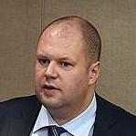 Юрий Любимов, замминистра юстиции, 11 сентября 2018 года на заседании комитета Госдумы по финрынку