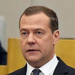 Дмитрий Медведев, премьер-министр РФ, в июле 2018 года