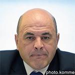 Михаил Мишустин, глава ФНС, в сентябре 2017 года