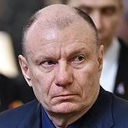 Владимир Потанин, владелец «Интерроса», на заседании координационного совета РСПП по вопросам цифровизации, 18 октября 2018 года