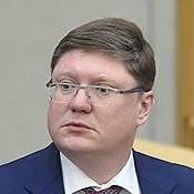 Андрей Исаев, первый заместитель главы фракции «Единой России», в июле 2017 года