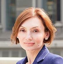 Екатерина Рожкова, зампред Нацбанка Украины, 2 октября