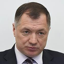 Марат Хуснуллин, вице-мэр Москвы, в мае 2017 года