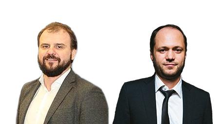 Гендиректор ТВ-3 Валерий Федорович и генпродюсер канала Евгений Никишов: «Нам интереснее снимать самим, чем покупать телевизионн