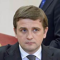 Илья Шестаков, глава Росрыболовства, в декабре 2017 года, «РИА Новости»