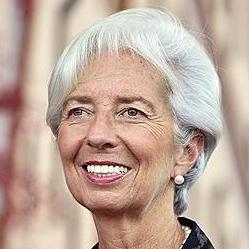 Кристин Лагард, глава МВФ, 1 декабря