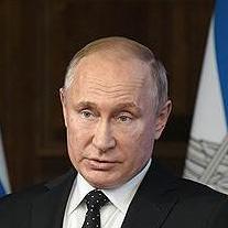 Владимир Путин, президент РФ, в апреле 2017 года (цитата «РИА Новости»)