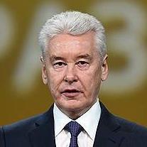Сергей Собянин, мэр Москвы, в октябре 2016 года в эфире ТВЦ