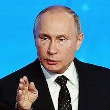 Владимир Путин, президент РФ, о расценках на эквайринг 6 февраля