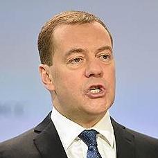 Дмитрий Медведев, премьер-министр РФ, 7 ноября 2018 года