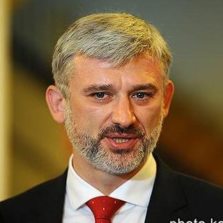 Евгений Дитрих, министр транспорта, январь 2019 года, ТАСС