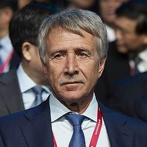 Леонид Михельсон, глава и основной акционер НОВАТЭКа, 24 января
