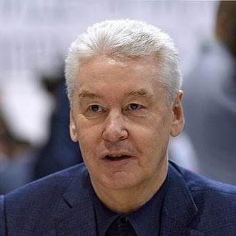 Сергей Собянин, мэр Москвы, в декабре 2018 года