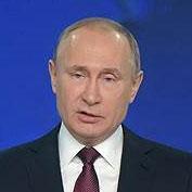 Владимир Путин, президент РФ, 12 декабря 2013 года