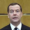 Дмитрий Медведев, премьер-министр, 18 апреля